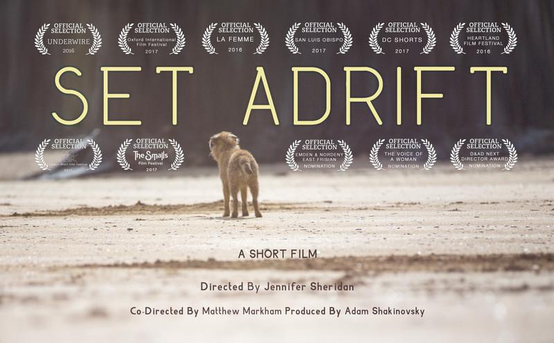 Set Adrift by Jennifer Sheridan
