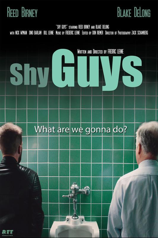 Shy Guys by Fredric Lehne
