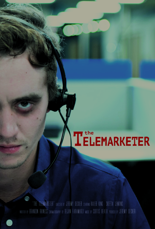 The Telemarketer by Jeremy Decker