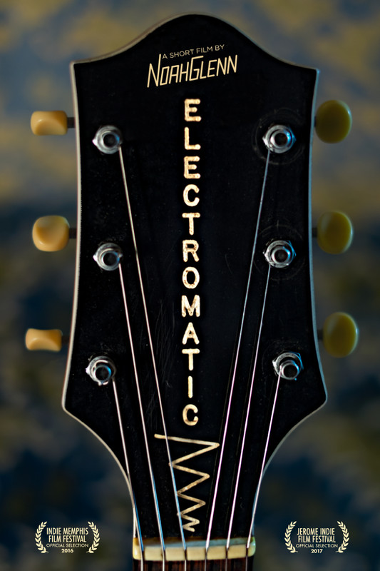 Electromatic by Noah Glenn