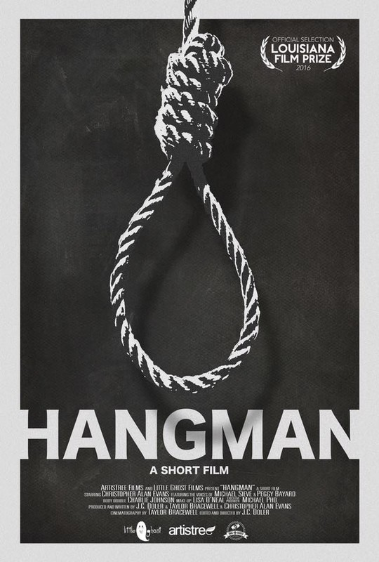 Hangman by Colby Doler