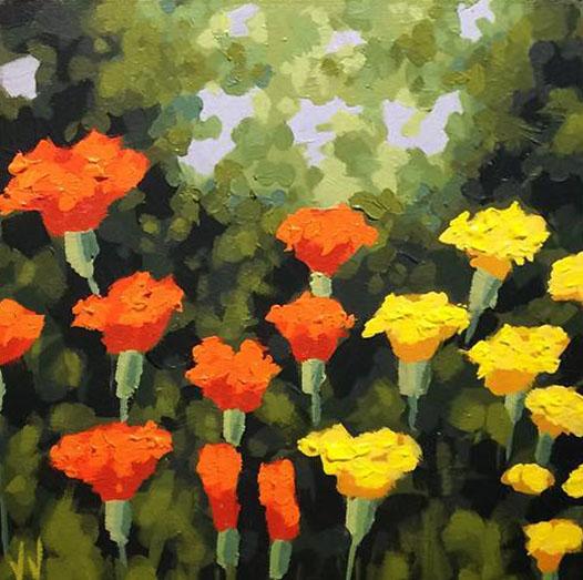 Mini Marigolds