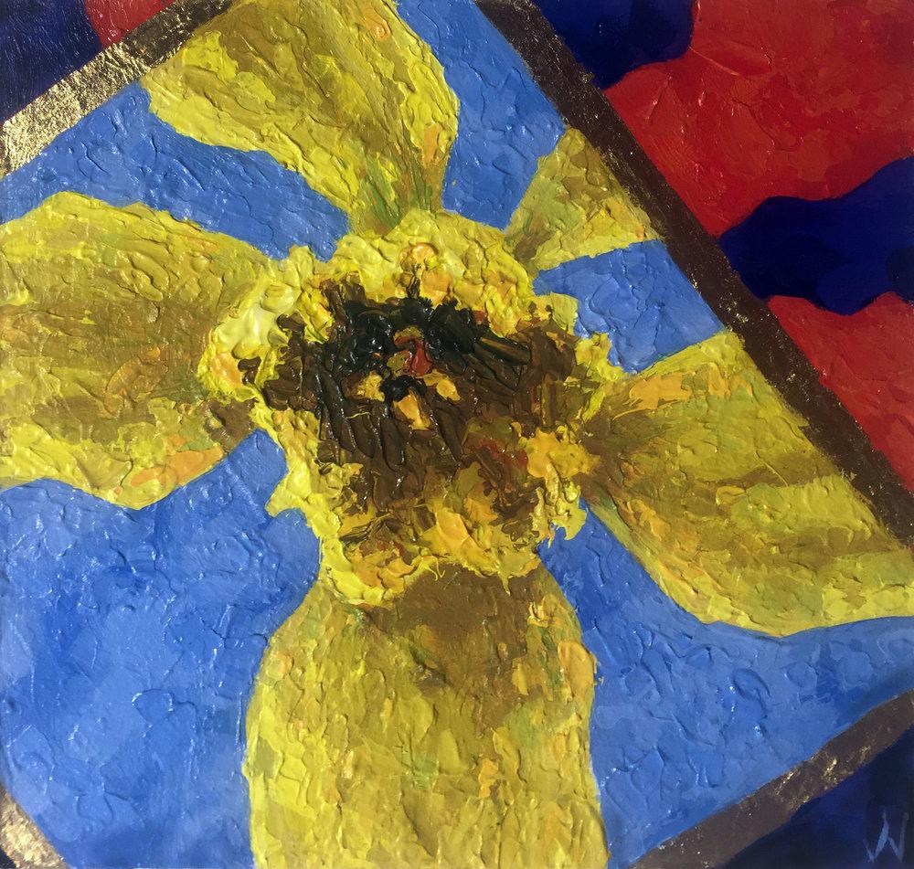 A Shining Daffodil