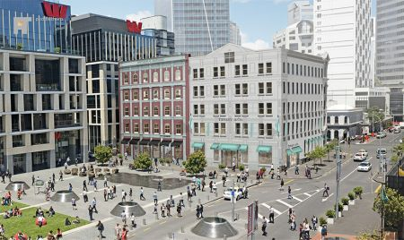 Tiffany & Co opening in Auckland CBD later this year