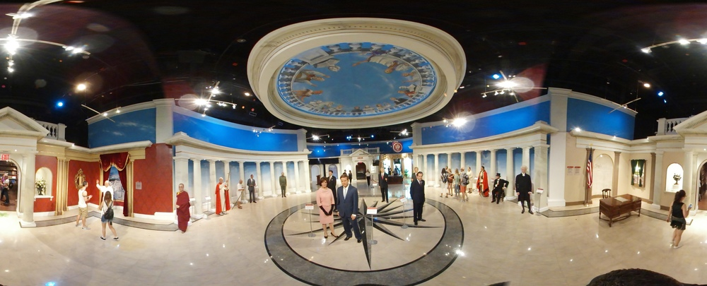 Madame Tussauds - Hall of Presidents