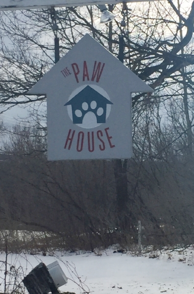 "The Paw House Inn in West Rutland, Vermont ""No Dogs Left Behind"""