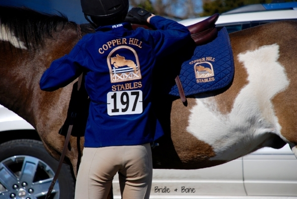 Copper Hill Stables hosted a Judge's Clinic in February.