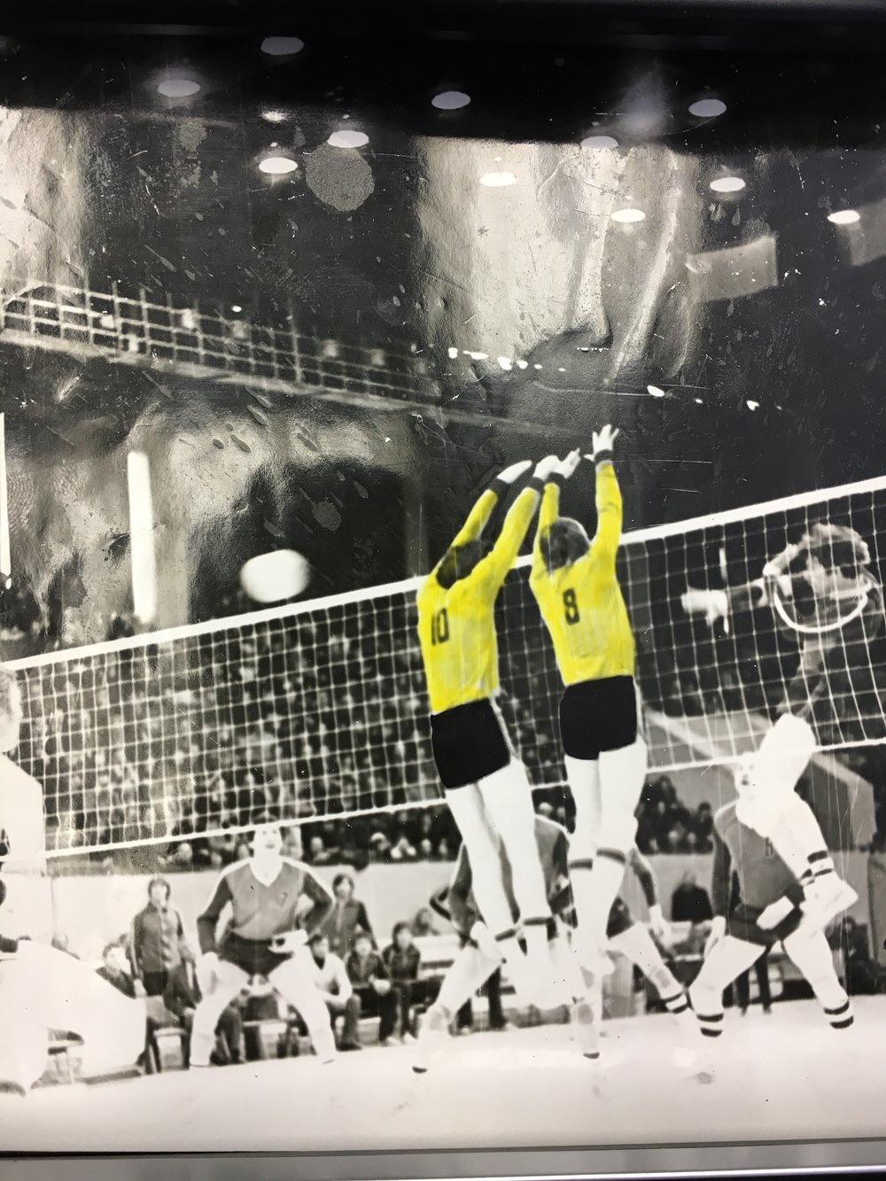 Sasha Making the Block in 1978 (#8)