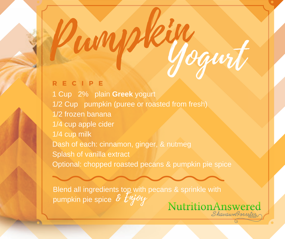 pumpkinyogurt