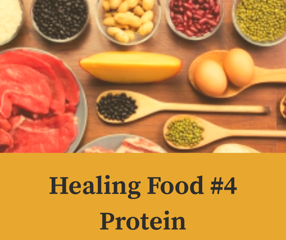 Healing Foods - Protein - Elevating Nutrition - The VolleyBlog