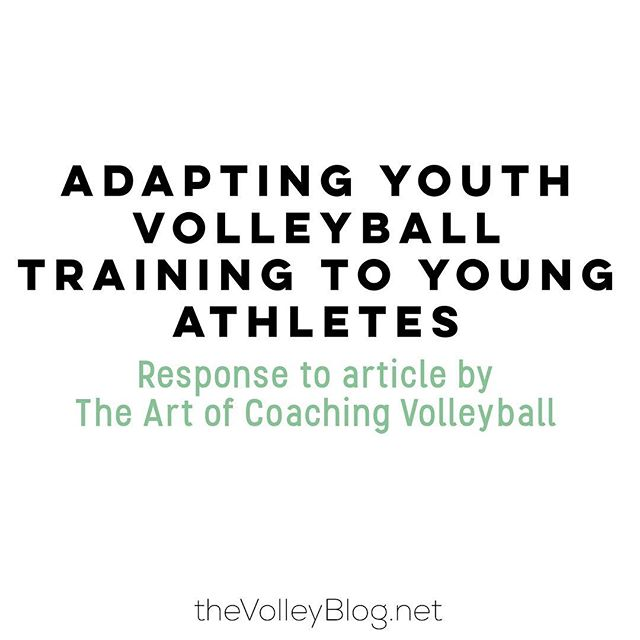 We can all agree that volleyball in the United States is on the up swing. With increased participation numbers, national team success and TV-visibility of collegiate teams, what do we need to do in order to continue the upward growth? #linkinbio