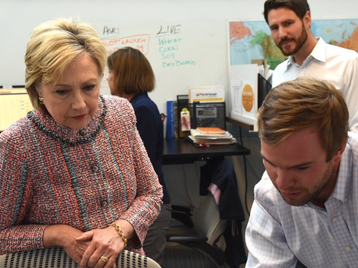 HRC Visits PanXchange