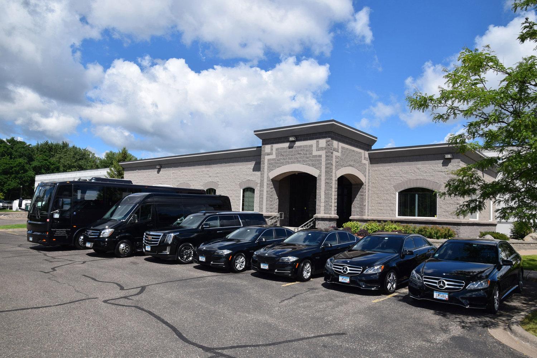 Total Luxury Limousine Our Fleet