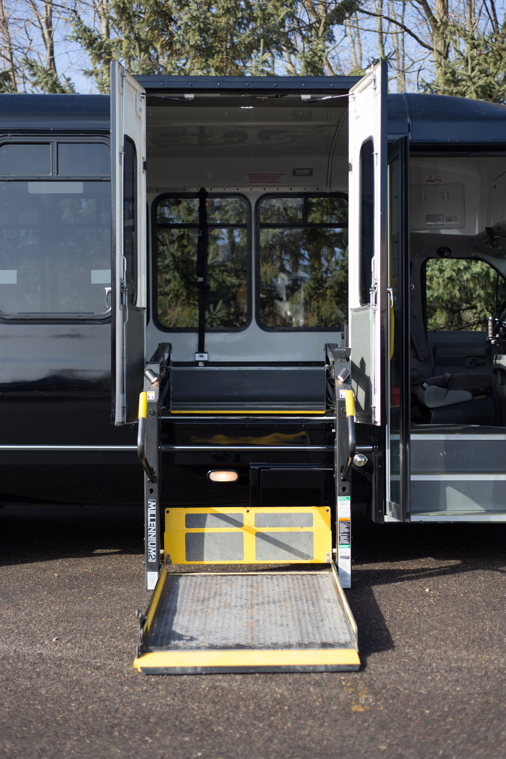 ADA Shuttle Transportation
