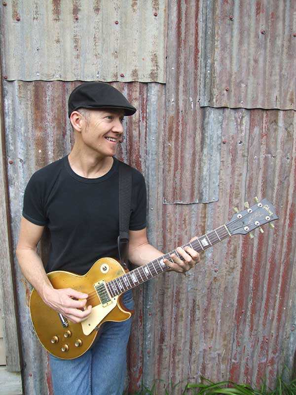 Former Angels and Screaming Jets fret maestro Jimi Hocking will blaze the stage at the Frankston Guitar Festival 20th Anniversary Weekend next month.
