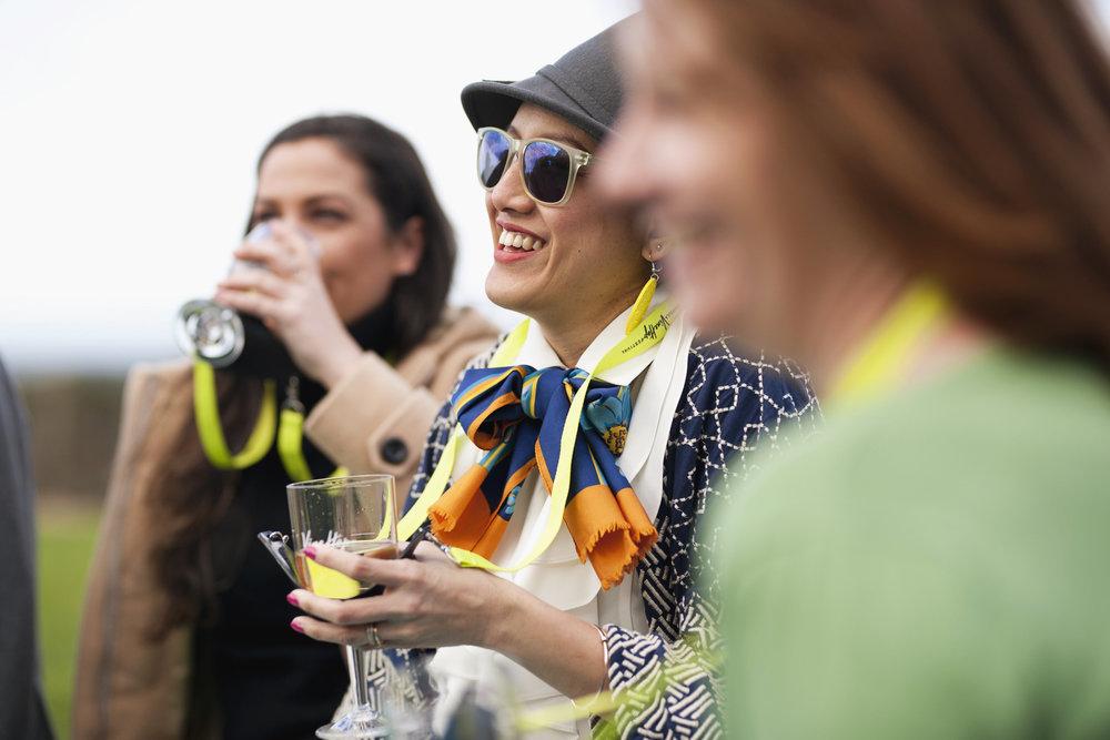 Peninsula VineHop Festival - Image - Festival goer laughing.jpg