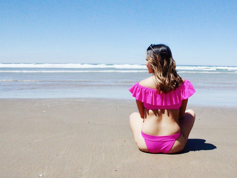 Location: Canon Beach , OREGON Model: MICAH S