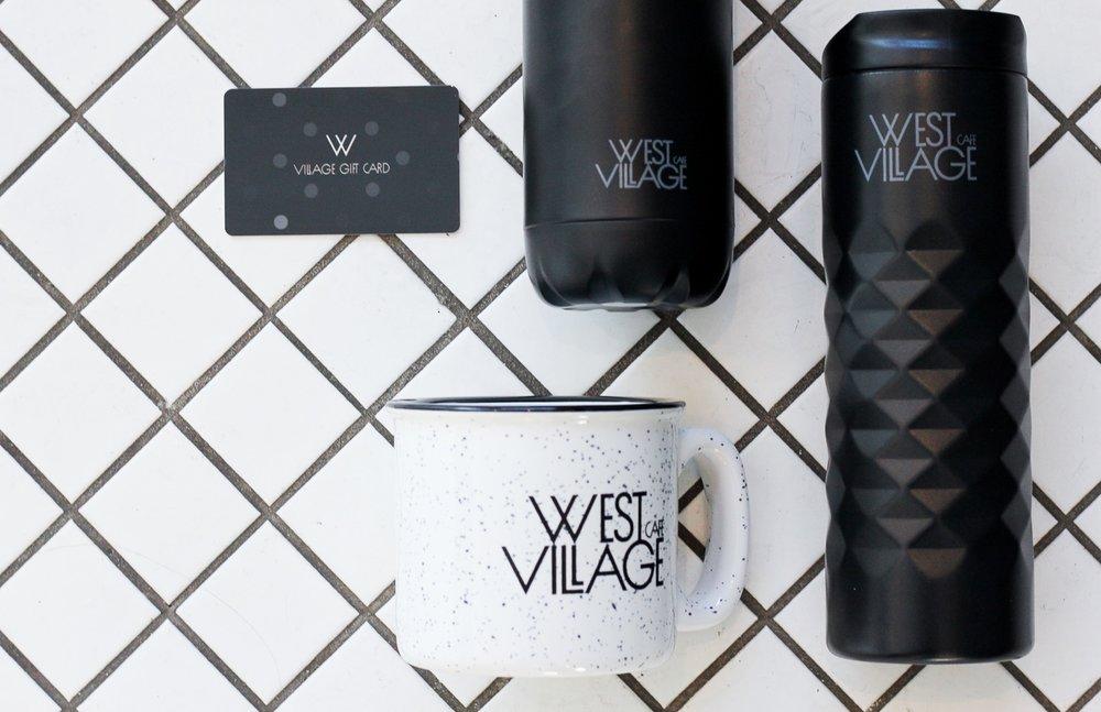 West Village cafe -