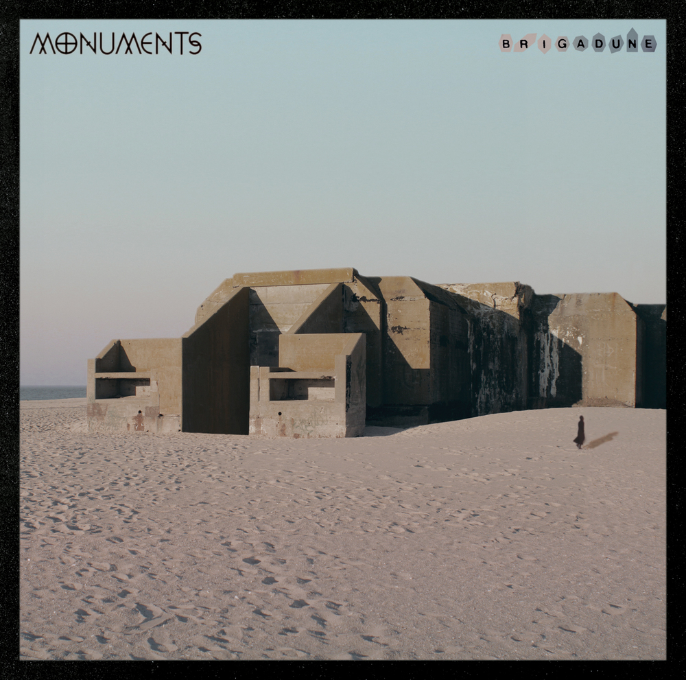 Monuments - Brigadune (2014) Producer, Bass, Guitar, Keyboards, Group Member