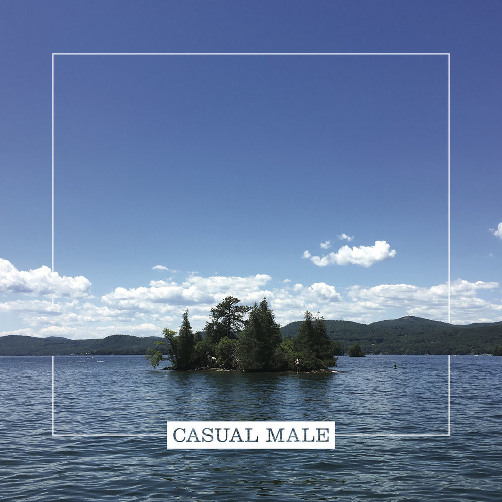 Casual Male - EP (2018)    Keyboards, Synthesizers
