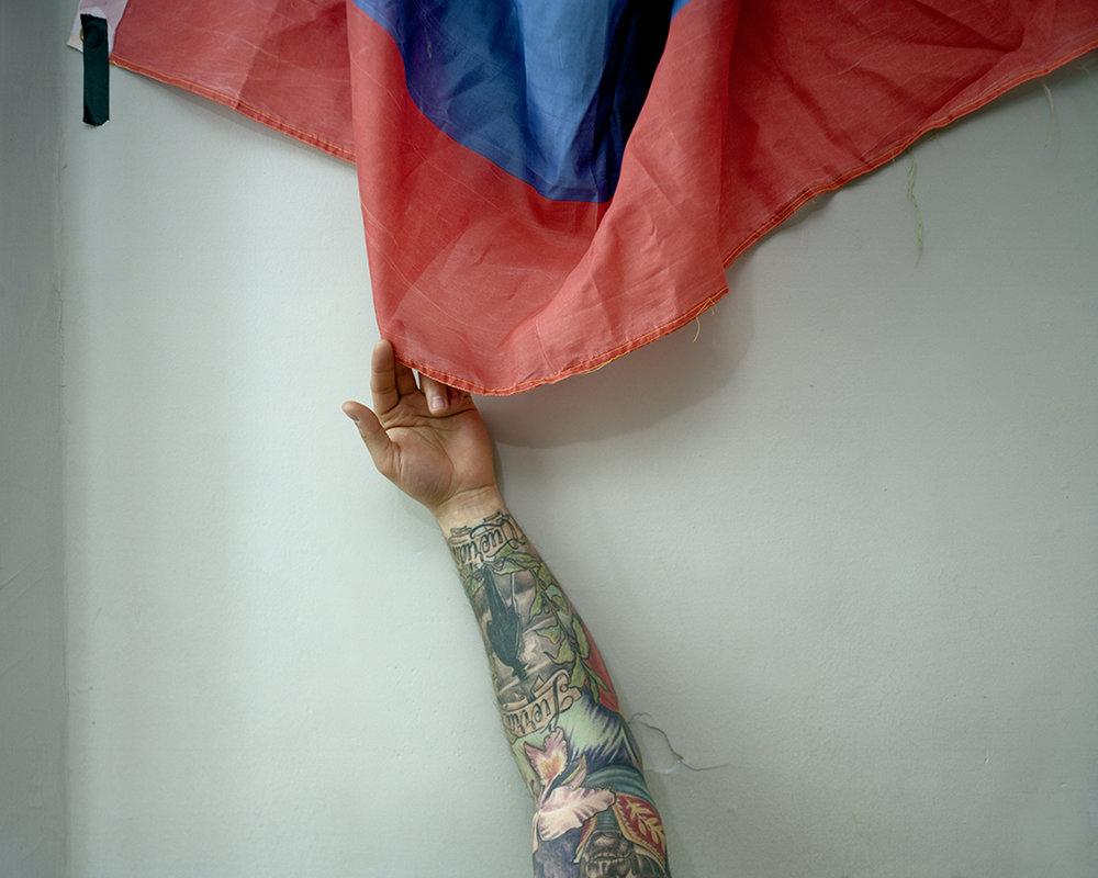 Luis' Arm/Puro Colombia,  Juan Giraldo