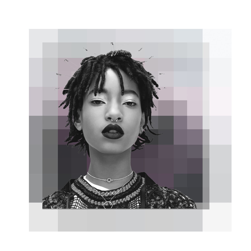 Willow Smith - This young artist on the rise is truly someone to watch out for in the upcoming years. While still only 17 she has already debuted in films like