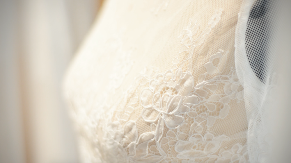 Katrina Tuttle Bridal, we LOVE lace!