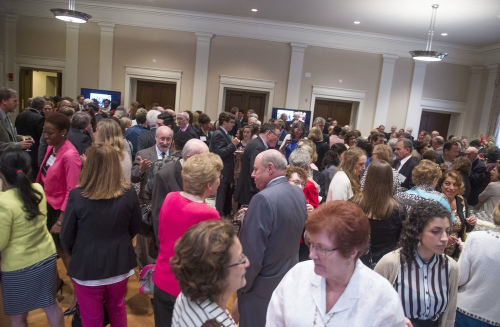Meyer Foundation Reception