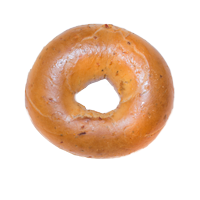 Sundried Tomato Bagel