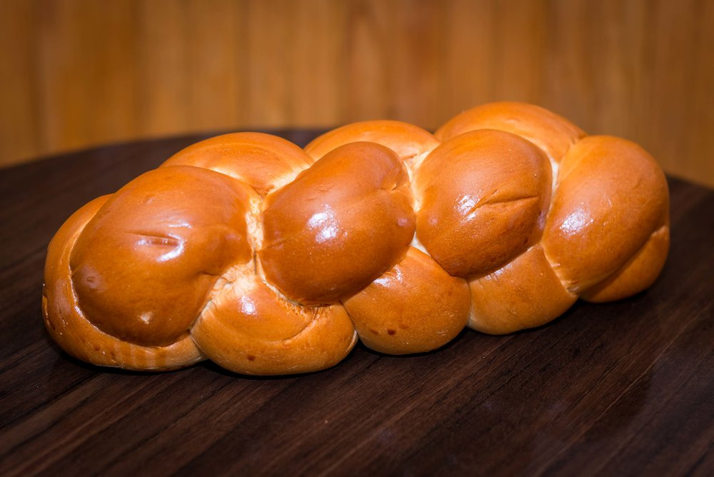 Plain Challah 1.25 Lb. - $ 5.75 (Special for Thursdays and Fridays only)