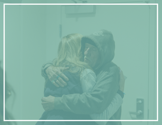 WHAT WE DO - We work to end homelessness in the lives of children and adults across Los Angeles.