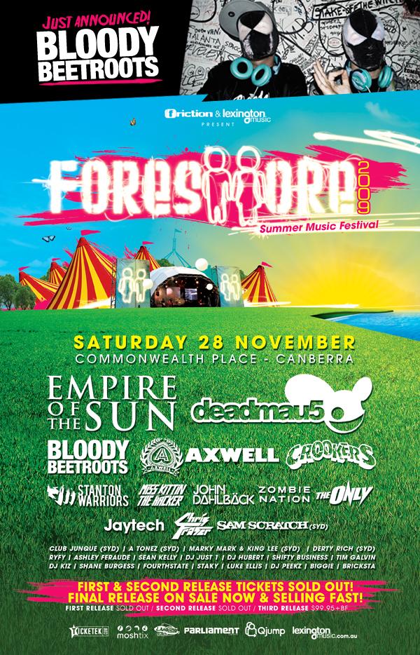 Foreshore Festival 2009