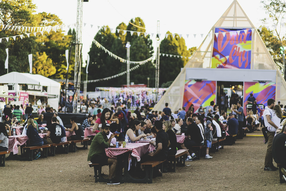 The Commons Street Feast - Canberra 2016