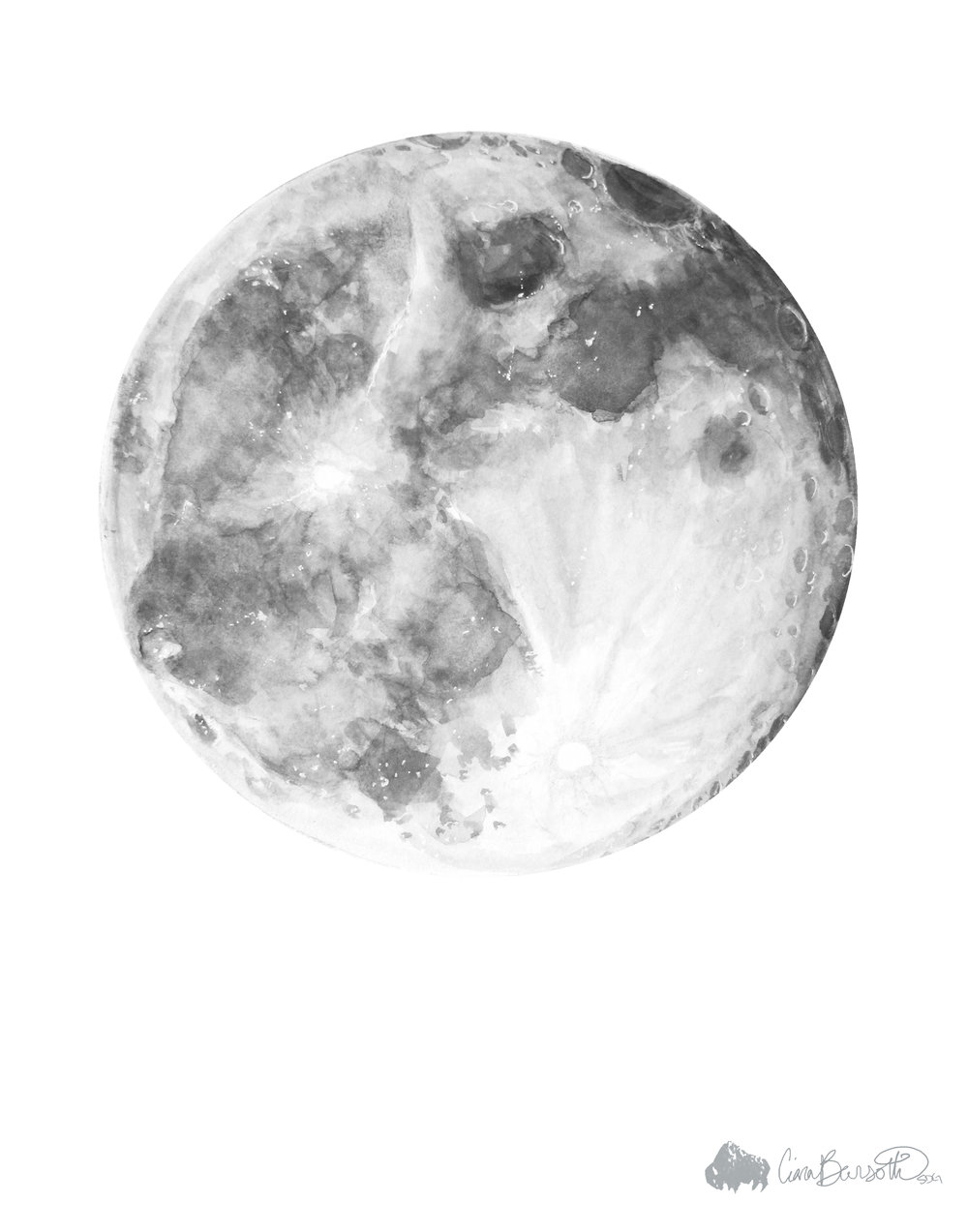 Bull in the Moon