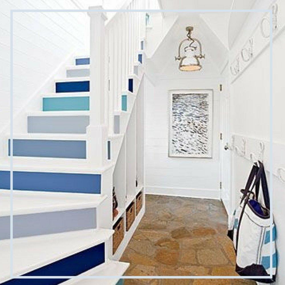 A palheta de cores pode se espalhar pela sua escada! Com certeza ela vai ficar muito mais charmosa!.jpg