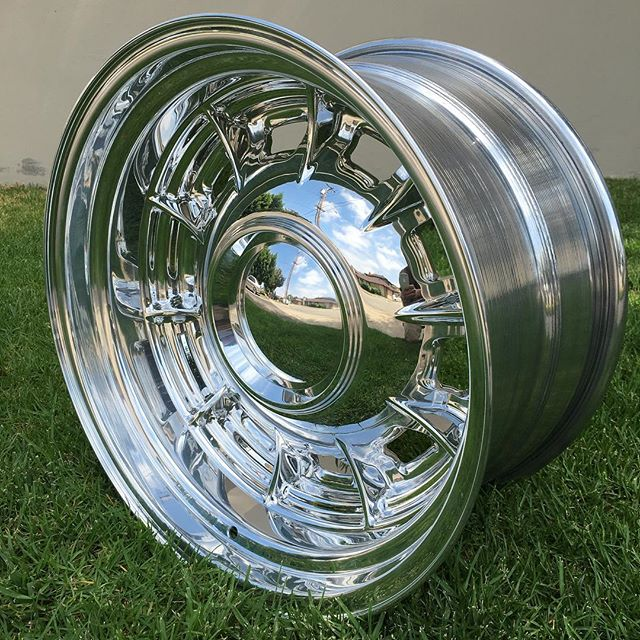 These are going to look killer on Bill's nomad! #billetwheels #oneoff #ceramic