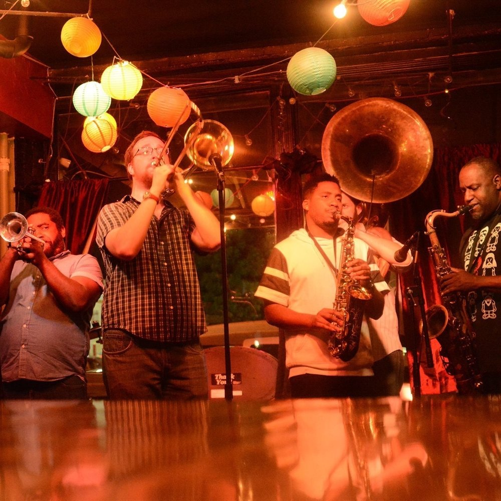 Big Ass Brass Band When: Saturday, October 14 Times: 10:00 Tickets: Free | All-Ages