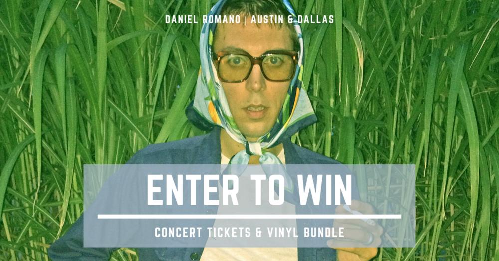 Daniel Romano Giveaway.png
