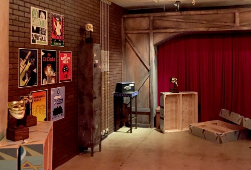 Escape Room LA:  The Theatre  , 2015 Experience Design