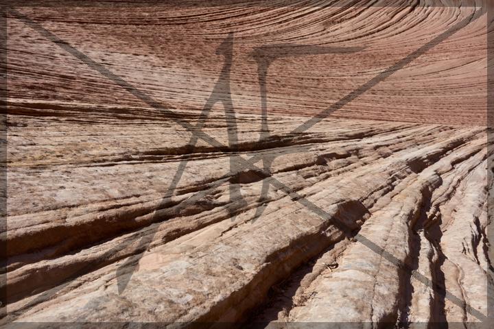 Zion sandstone - July 2016: Zion National Park, UT