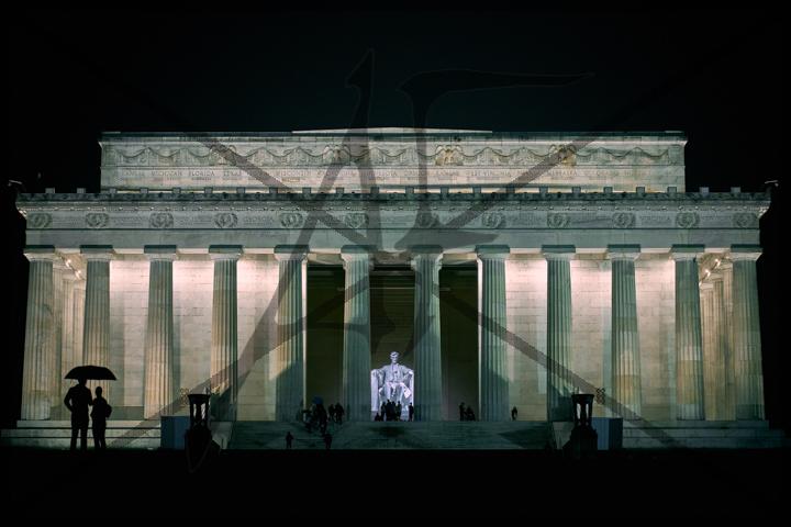 lincoln memorial - September 2018: Washington DC