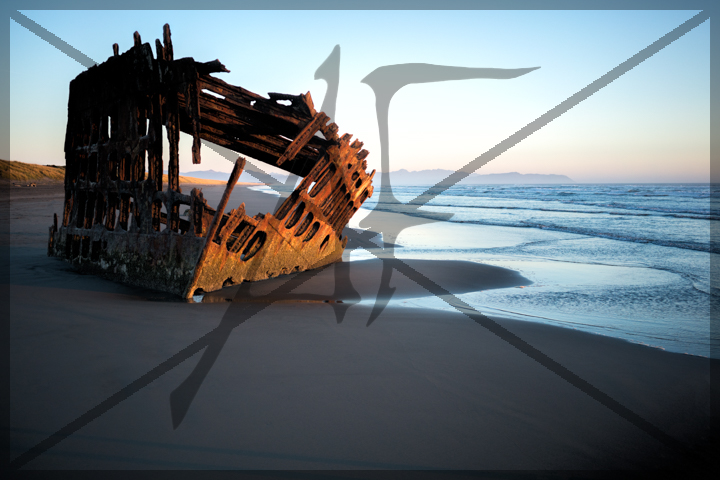Wreck of the peter iredale II - September 2017: Fort Stevens, OR