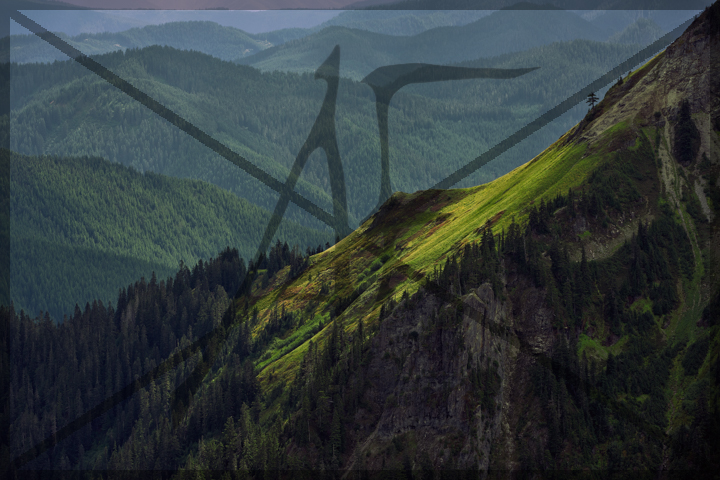 Plummer peak - September 2018: Mount Rainier National Park, WA
