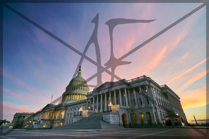 Capitol Building Sunset - September 2018: Washington DC