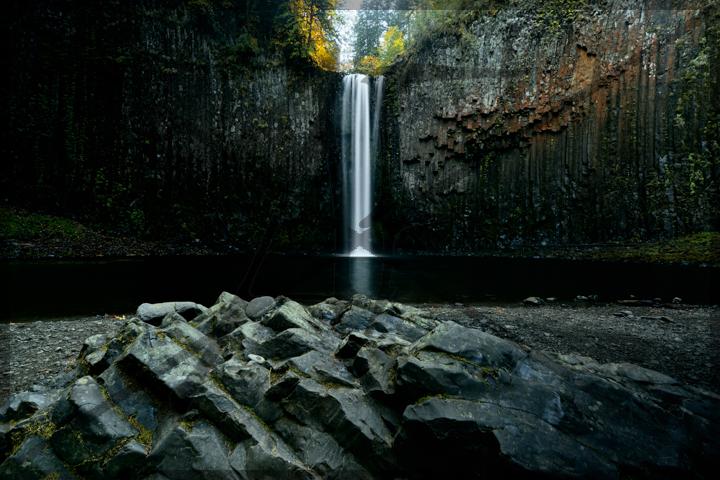 Abiqua Falls - October 2018: Abiqua Falls, OR