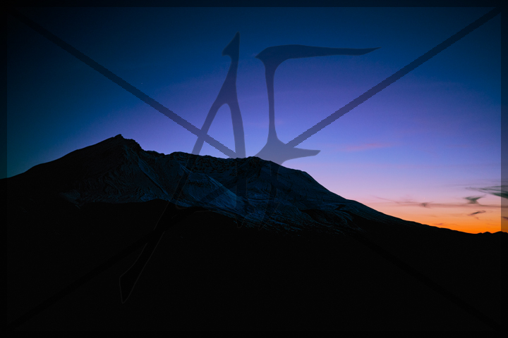 Windy Ridge - November 2018: Mount Saint Helens, WA