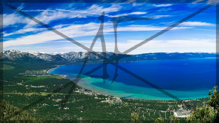 Lake tahoe - June 2016: Lake Tahoe, NV