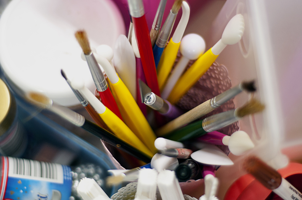 Art Supplies - Ilona Toth Creative