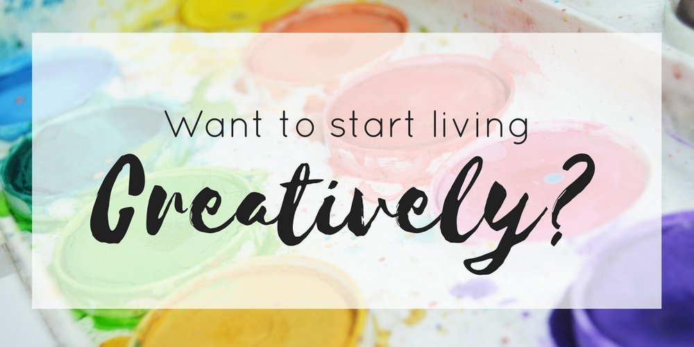 Want to start living creatively? Join the Creative Crew and get the Lowdown on all things creative! | Ilona Toth Creative