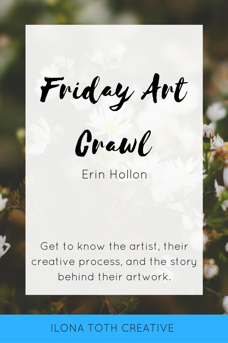 Get to know this week's Friday Art Crawl featured artist: Erin Hollon of Lula May Designs. She handcrafts natural stone jewelry with an elegant Southern flair. | Ilona Toth Creative